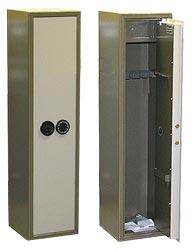 Оружейный сейф (шкаф) AIKO 2610WFB