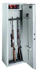 Оружейный сейф (шкаф) AIKO 2610WFBEL