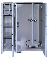Оружейный сейф (шкаф) МЕТКОН Арсенал18