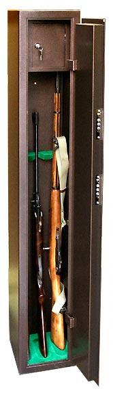 Оружейный сейф (шкаф) ССМ О-3