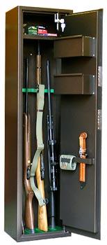 Оружейный сейф (шкаф) ССМ О-4