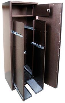 Оружейный сейф (шкаф) ССМ ОШ-103
