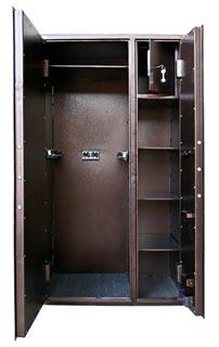 Оружейный сейф (шкаф) ССМ ОШ-163A