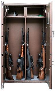 Оружейный сейф (шкаф) ССМ ОШ-24