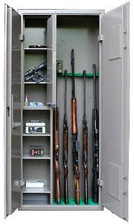 Оружейный сейф (шкаф) ССМ ОШ-5П
