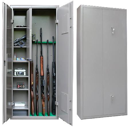 Цена оружейного сейфа (шкафа)