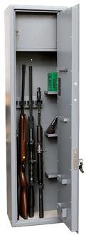 Оружейный сейф (шкаф) ССМ ОШЭ-4