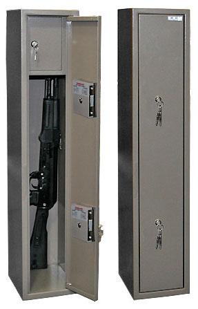 Оружейный сейф (шкаф) ССМ Д-1Е