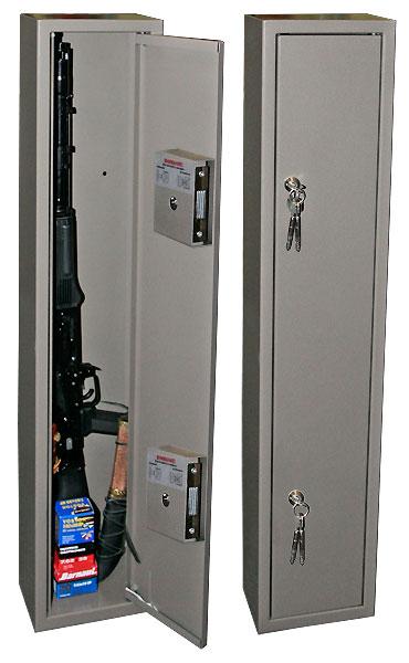 Оружейный сейф (шкаф) ССМ Д-3Е