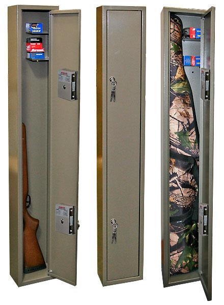 Оружейный сейф (шкаф) ССМ Д-4Е