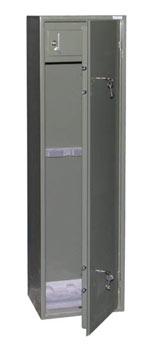 Оружейный сейф (шкаф) КОНТУР КО-034
