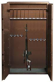Оружейный сейф (шкаф) ССМ ОШ-10СВ