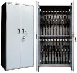 Оружейный сейф (шкаф) ССМ ОШ-20АКМ