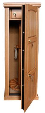 Оружейный сейф (шкаф) ССМ ОШЭЛ-1235КЛ