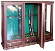 Оружейный сейф (шкаф) ССМ ОШЭЛ-2035Б