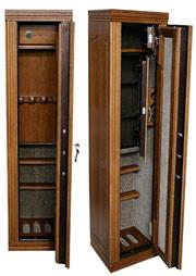 Оружейный сейф (шкаф) ССМ ОШЭЛ-335Т