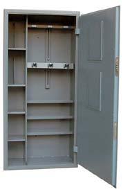 Оружейный сейф (шкаф) ССМ ОШУ-3