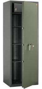 Оружейный сейф (шкаф) VALBERG САПСАН-4