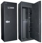 Оружейный сейф (шкаф) SAFETRONICS TSS-160ME/K5
