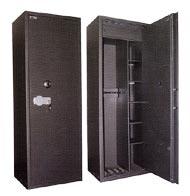 Оружейный сейф (шкаф) SAFETRONICS TSS160MLGK5